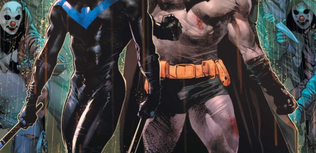 The Joker has Gotham City in a complete state of chaos as his war against Batman careens headlong into a final showdown against The Dark Knight. But before Batman squares […]