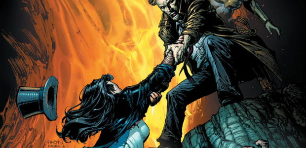 """The road to """"Earth War"""" begins on September 1! The sequel to the bestselling miniseries continues! THR's Heat Vision calls DCeased: Dead Planet """"a tense and surprisingly fun read as […]"""