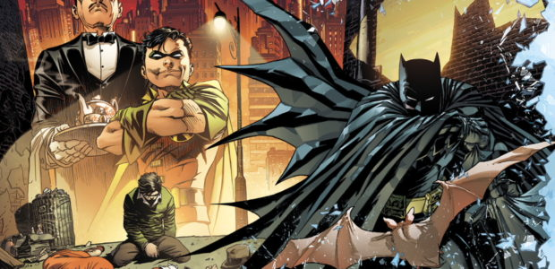 "Detective Comics #1027: A ""Fractured"" Future for Batman and the DC Universe? What's in the ""Black Casebook?"" When DC announced that Detective Comics #1027 would feature some of comics' greatest […]"