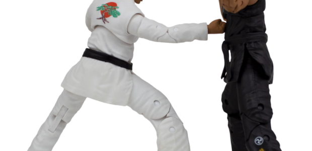We are pleased to let you know our Karate Kid action figures are finally in production THE KARATE KID DANIEL LARUSSO ACTION FIGURE – AVAILABLE 4TH QUARTER 2020 Icon Heroes […]