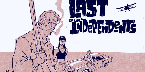 Right off the bat, this is a cool read. Last Of The Independents is an original short-read Graphic Novel from Image. I say 'short-read' because this book is a fairly […]