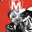 Jump into deep danger with Leap M, a one-shot from Action Lab. Available now on Comixology.