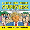 The September Release by Pulitzer-Nominated Cartoonist Tom Tomorrow Expands IDW Publishing's Celebrated Library of Acclaimed Political Cartoonists