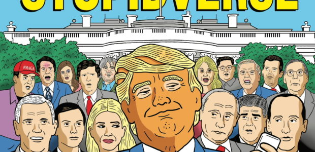The September Release by Pulitzer-Nominated Cartoonist Tom Tomorrow Expands IDW Publishing's Celebrated Library of Acclaimed Political Cartoonists As Election Day 2020 draws ever closer, IDW Publishing welcomes voters to reflect on today's […]