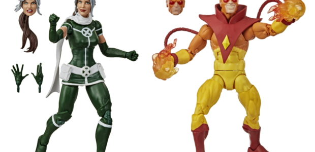 In honor of today's Hasbro Marvel Monday, the brand is excited to share that the MARVEL LEGENDS SERIES X-MEN 6-INCH MARVEL'S ROGUE AND PYRO Figure 2-Pack is now available for […]