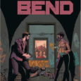 North Bend #4 picks up where #3 leaves off, and never looks back. It's from Scout Comics and a great read.