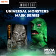 Celebrate Halloween early with the Universal Monsters Mask Series.