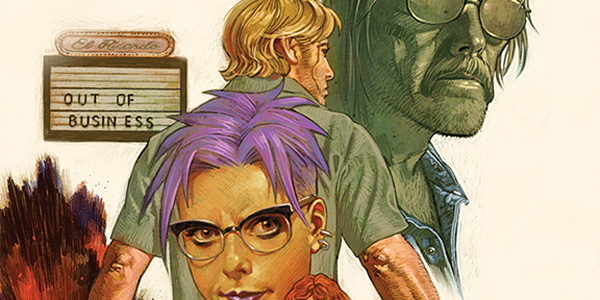 Hot off their instant, bestselling megahitPulp, crime noir masters Ed Brubaker and Sean Phillipsannounce a new original graphic novel series—starting withReckless—from Image Comics this December in hardcover. Brubaker and Phillips […]