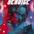 Gina Meyers is a private investigator. And a witch! From London and Vault Comics, it's Shadow Service #1.