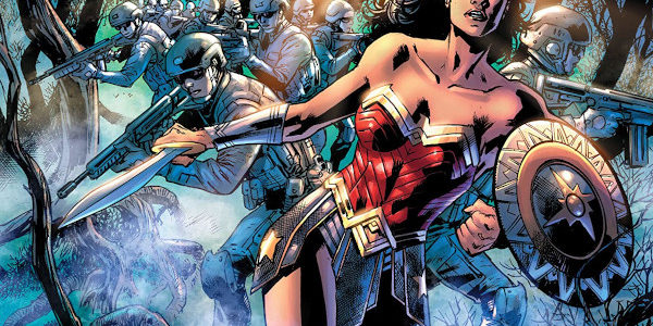 In DC's Wonder Woman Annual #4, we Enter The Lair Of The Dark Fates! We start off on the ocean, under the warm summer sun, where Wonder Woman is riding […]