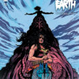It's the end. Black Label. Wonder Woman Dead Earth, issue 4. Done deal.