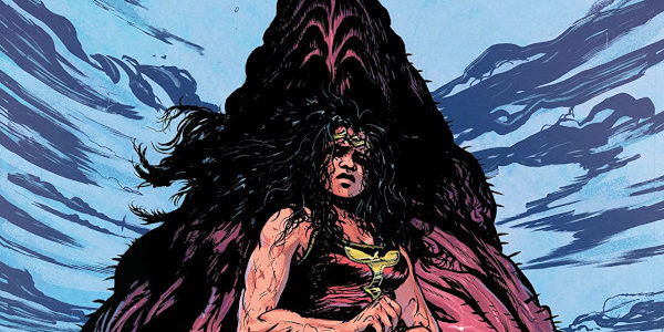 It's the end. Black Label. Wonder Woman Dead Earth, issue 4. Done deal. Wonder Woman has awoken from a long sleep. Rip Van Winkle Wonder Woman indeed. But earth is […]