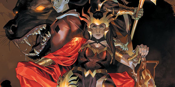 DC Comics releases a crossover comic between the Justice League and Harley Quinn in a Batman Universe in Dark Knights Death Metal Guidebook. It's been a while to review a […]