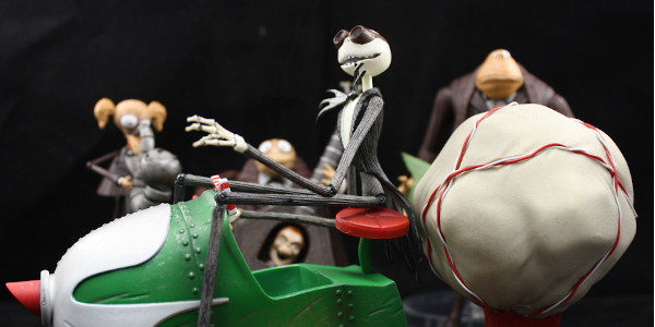 Strike up the band! Diamond has new Select series from Nightmare Before Christmas The Nightmare Before Christmas is one of my son's favorite films. He's watched so many times, he […]