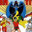 Learn about the New Teen Titans!