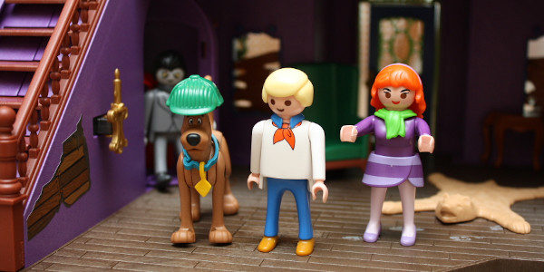 Playmobil releases a second awesome wave of Scooby-Doo! As if we didn't get enough Scooby-Doo goodness the first time around, Playmobil just upped the ante with the awesome playset, Adventure […]