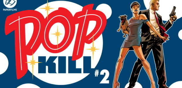 POP KILL #2 KICKSTARTER ONGOING We're excited to announce that the PaperFilms team, along with several of our creative friends, are launching the next chapter in our highly successful POP […]