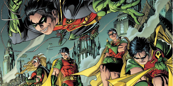 Learn about Batman's partner, Robin!
