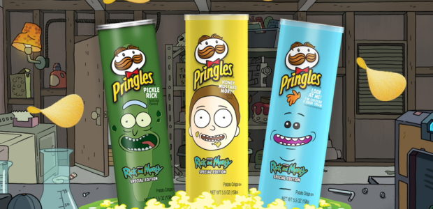Adult Swim's™ Pop Culture Phenomenon, Rick and Morty, Featured on New Walmart-Exclusive Special Editions Pringles® is continuing its partnership with Adult Swim's award-winning series, Rick and Morty™, with an expanded […]