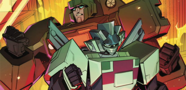 Cybertron's Civil War Rages On in Five-Part Comic Book Miniseries IDW will expand the universe of the ongoing Transformers comic books with an all-new miniseries entitled Transformers: Escape, focusing on […]