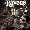 The first issue of An Unkindness of Ravens, from BOOM! Studios, introduces us to Wilma, a young woman who's new in town.