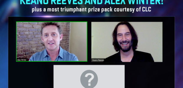Win A Zoom Chat with Keanu Reeves and Alex Winter! | Available Now On Demand and In Theaters Nationwide Orion Pictures is offering a special chance at the ultimate Bill & […]