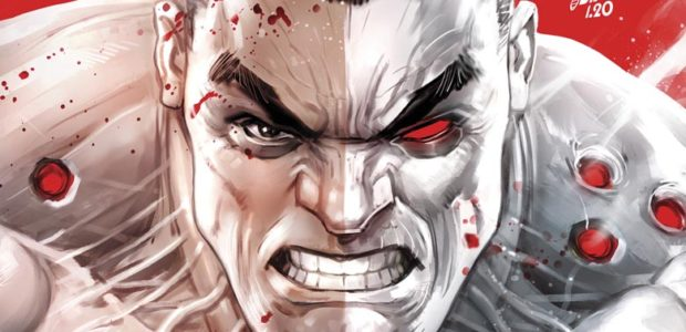 """VALIANT'S SUPERSOLDIER BLOODSHOT HAS """"ONE LAST SHOT"""" IN JANUARY Get ready for rampage as the action-packed storyline """"One Last Shot"""" begins this January in BLOODSHOT #10! For the explosive final […]"""
