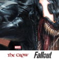 Venom, The Crow, Fallout and more in the October Loot Crate!