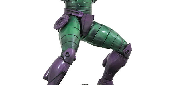 It's New Toy Day, and comic shops across the North America are receiving a ton of new products from Diamond Select Toys! There's something for everyone this week, including action […]