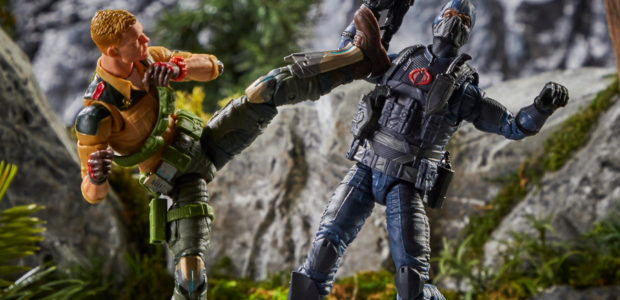 Hasbro just wrapped its 2-day virtual convention, Hasbro PulseCon, where dozens of exciting product reveals took place for Transformers, Power Rangers, Ghostbusters, G.I. Joe and Zoids. The event wrapped today […]