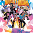 The new issue of DC Black Label's Harley Quinn and the Birds of Prey, issue 3, picks up the merry pace and carries on.