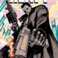Vault Comics introduces the first issue of a new series, available soon; Heavy #1.