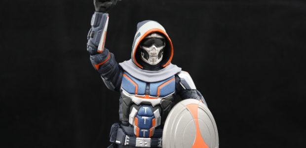 The movie version of Taskmaster is here! Well, the Black Widow movie is delayed…again. But that did not stop Diamond Select Toys with coming out on this awesome action figure. […]