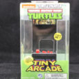 An 80's arcade classic gets shrunk down into a travel size!