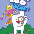 The newest in the Eisner-Award-winning Johnny Boo series is all about a sneaky ice-cream thief!