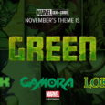 Loot Crate is going to make fans green with envy if they miss out on November's 'Green' themed Marvel Gear & Goods crate.