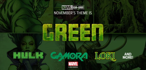 Loot Crate is going to make fans green with envy if they miss out on November's 'Green' themed Marvel Gear & Goods crate. Smash open your November crate filled with […]