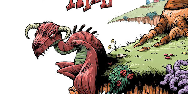 Monster On The Hill, from Top Shelf and IDW, is a charming, long storybook type of graphic novel for young readers. Or young listeners; especially those who love to follow […]