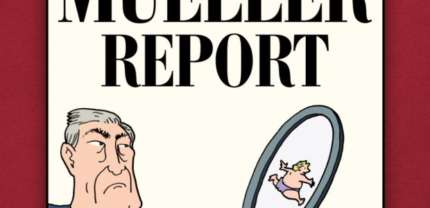 The Gravitas of Seasoned Journalist Steve Duin is Brought to Life by Ironic Slayer of New Yorker Cartoons, Shannon Wheeler On March 24, 2019, the White House released a four-page […]