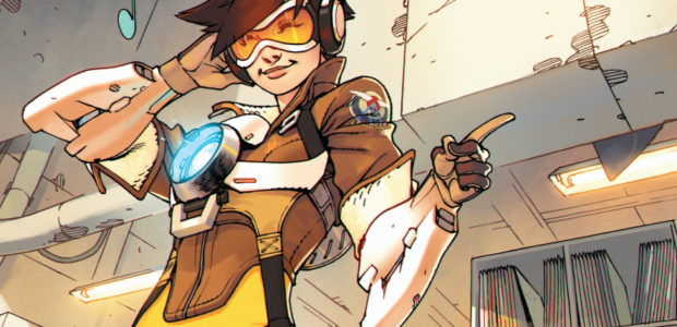 Check this out! Overwatch and Dark Horse Comics are excited to announce the newOverwatch: Tracer—London Callingcomic series based on everyone's favorite damage hero, Tracer! Illustrated by the New York Times […]