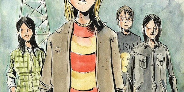 Royal City, from Image, is now collected, and it's an amazing read. If you're not familiar with Jeff Lemire's Royal City title, this collection is a pleasant surprise and is […]