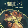 BOOM! Studios release another story arc of The Magicians series which focuses a new school year in New Class, the graphic novel.
