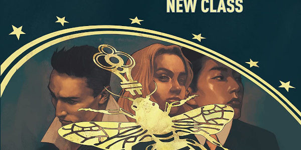BOOM! Studios release another story arc of The Magicians series which focuses a new school year in New Class, the graphic novel. Now I've heard of The Magicians comic book […]