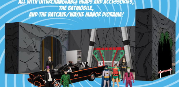5 Points present – Batman (1966): Deluxe Boxed Set, inspired by the 1960s live-action television series. Holy Ultimate Bat-Set! Are you a Batman fan? Do you have a nostalgic love […]
