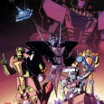 Oversized First Issue Debuts in February 2021, with Story and Art by Transformers Comic Alums Erik Burnham and Josh Burcham