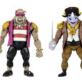 Pirate Rocksteady & Bebop 2-Pack and Ultimate Baxter Stockman