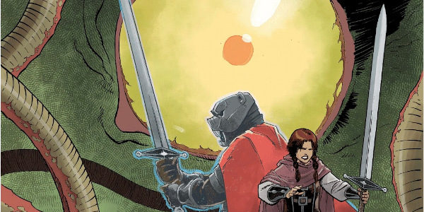 Broken Bear, available from Caliber Comics, takes us on a vast journey. It's about a young woman named Selm. Squire Selm, accompanying Bear, the armoured knight, finds herself on the […]
