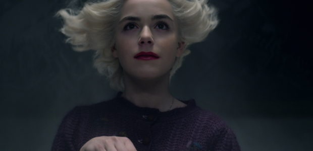 Her name is Sabrina Spellman, and she'll never sign it away. The final chapter of Chilling Adventures of Sabrina premieres December 31, only on Netflix.