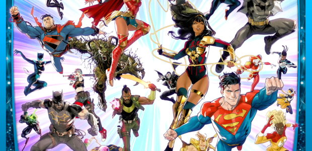 An All-Star Lineup of Writers and Artists to Introduce Future DC Super Heroes and Terrifying New Super-Villains in This Two-Month, Line-Wide Event Fans to Discover a New Status Quo for […]