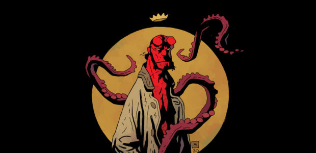 Classic Hellboy Stories, Chosen by Mike Mignola Featuring All New Covers by Mike Mignola and Dave Stewart The stories of the Hellboy Universe are some of the most celebrated and […]